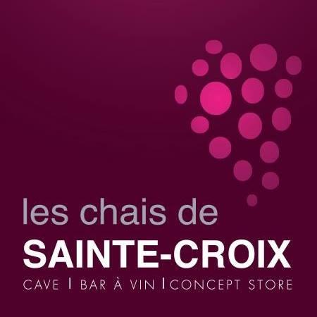 Logo les chais de Sainte-Croix